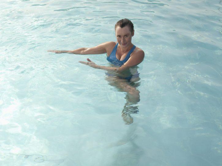 Pilates in acqua