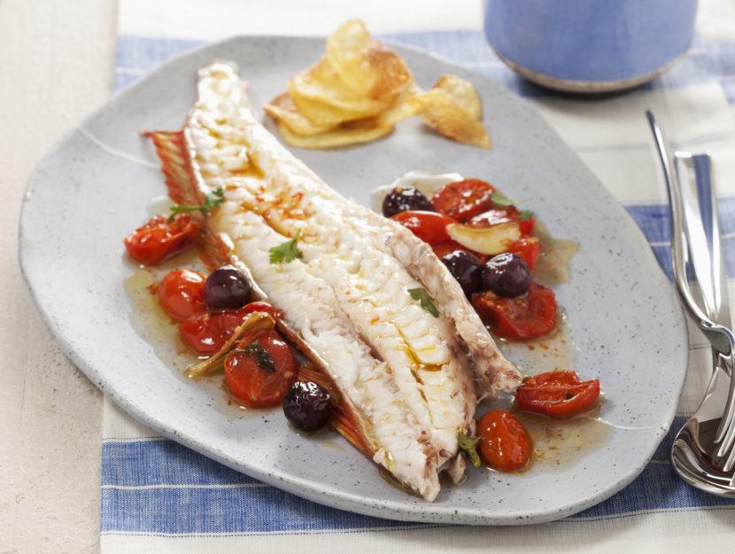 gallinelle-al-forno-con-chips-di-patate immagine