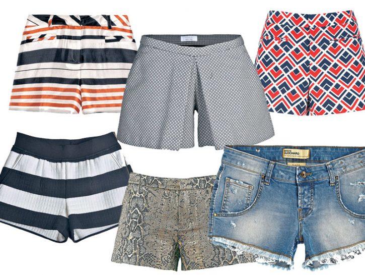 Una giornata in shorts