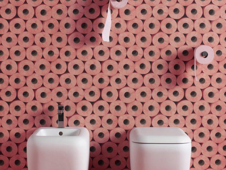 Colori del bagno: decorare con stile