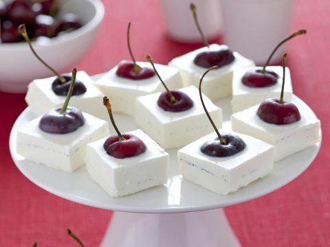 9 dolci con le ciliegie