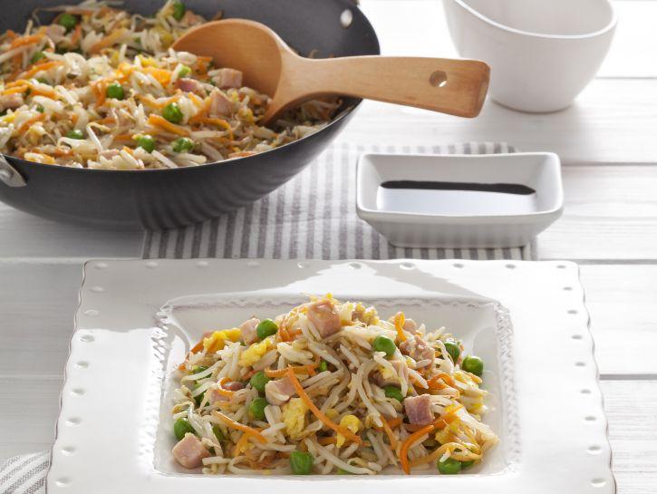 riso-allorientale-con-verdurine preparazione