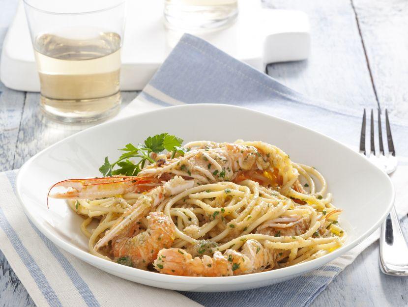 spaghetti-alla-busara-bianca preparazione