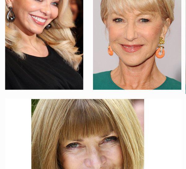 Look per le donne sopra ai cinquant'anni