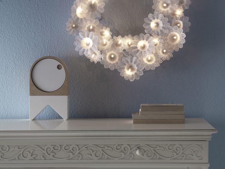 Decorazioni casa fai da te: ghirlanda di carta
