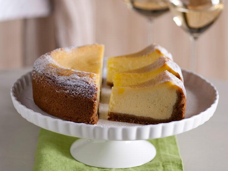 Cheesecake originale in stile New York