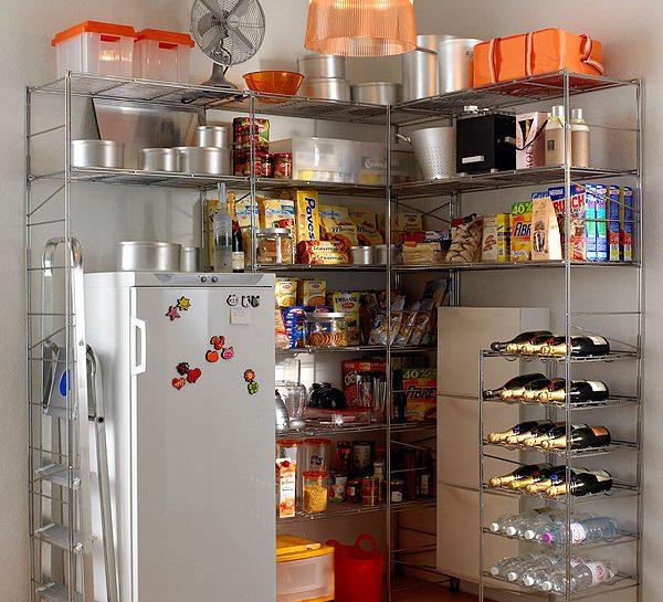 La dispensa perfetta: come organizzare cibi e spazio ...