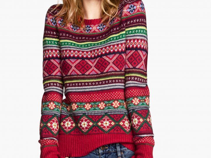 Regali in famiglia: il maglione ad ogni età