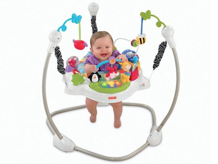 Grazie al Centro Attività Tenere Scoperte, il bambino potrà saltellare liberamente in un ambiente