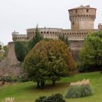 Volterra, la Fortezza medicea