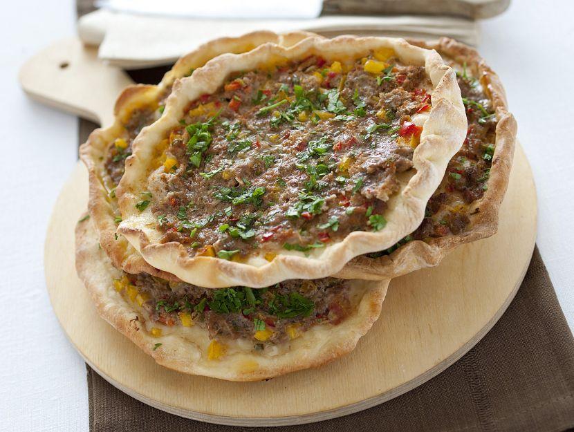 lahmacun pizza particolare