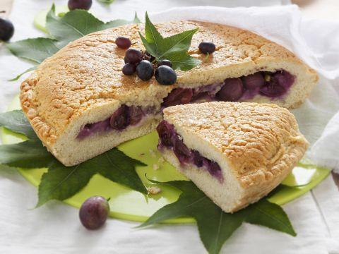20 ricette con l'uva
