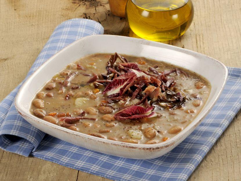 zuppa-di-borlotti-con-prosciutto-croccante