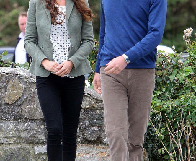 Il principe William e Kate