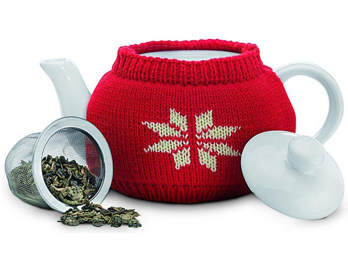 La teiera per il tè delle 5