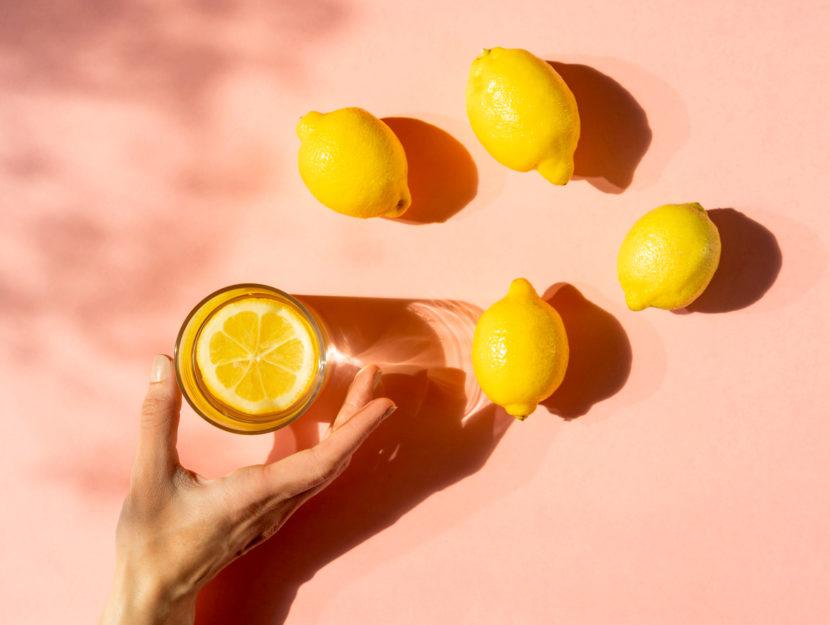 10 modi per usare il limone