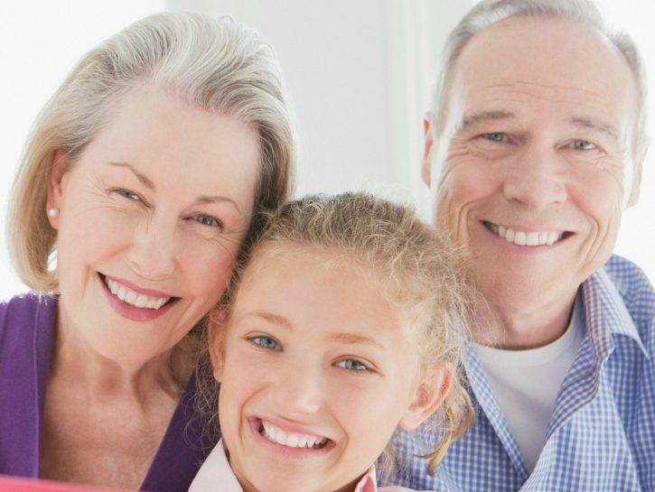 Leggere: nonni insegnanti pazienti