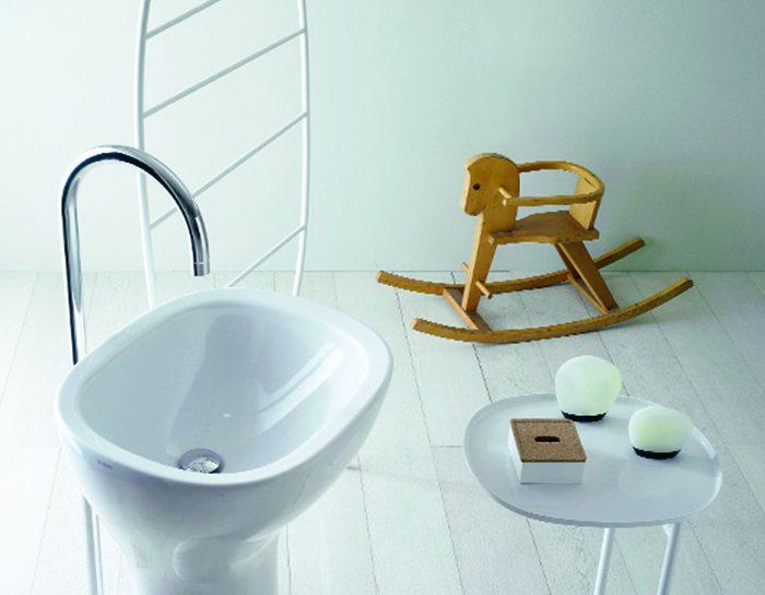 Gli accessori bagno leggeri