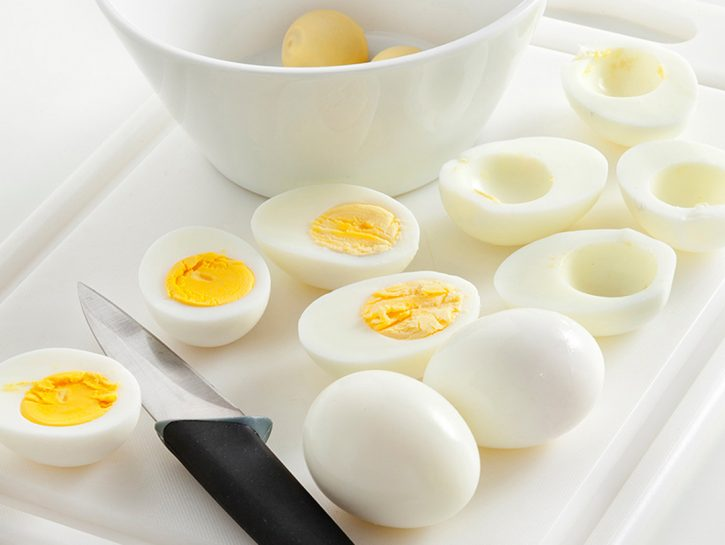 Cucinare le uova: ricette base