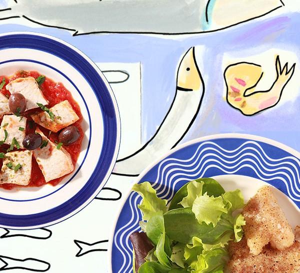 Ricette di pesce per bambini
