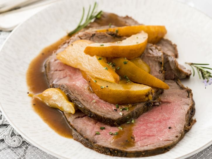 roast-beef-alle-pere immagine