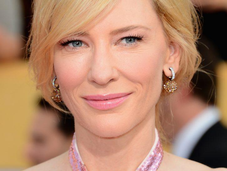 Cate Blanchett, l'amica sofisticata