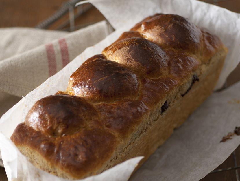 immagine pane-dolce-di-cioccolato-e-cannella