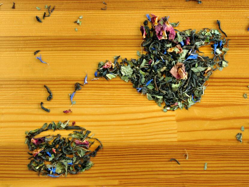 usi alternativi del tè