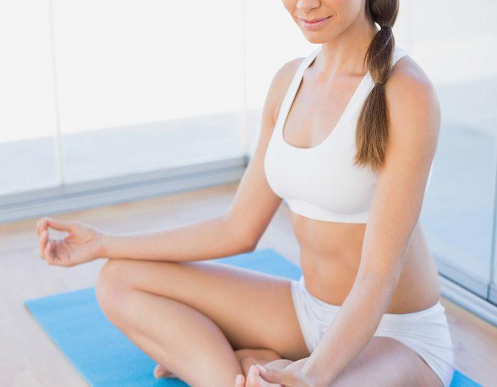 Yoga e alimentazione sana
