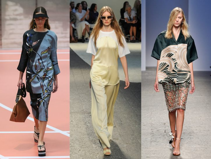 La blusa è un tipo di camicia elegante e femminile dal taglio ampio e comodo, con o senza bottoni.