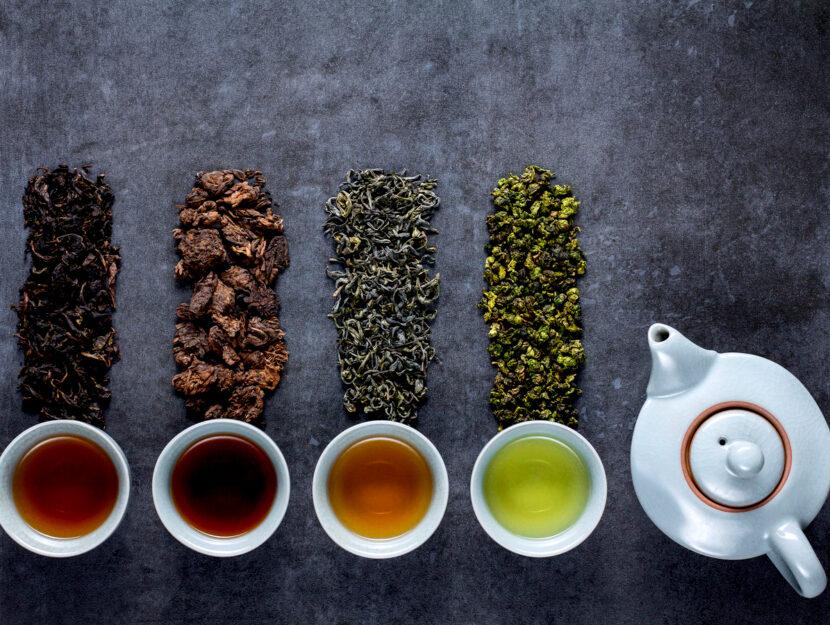 tè: varietà e proprietà curative