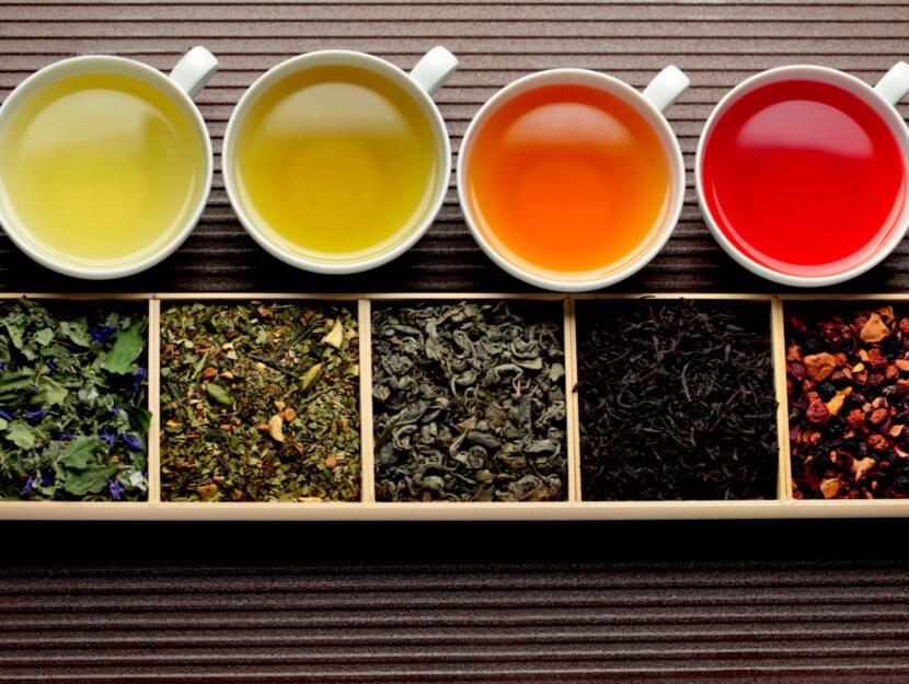 Tè: quale scegliere per la tua salute e la tua bellezza