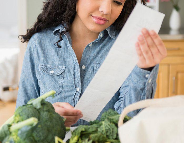 Spesa sana e risparmio