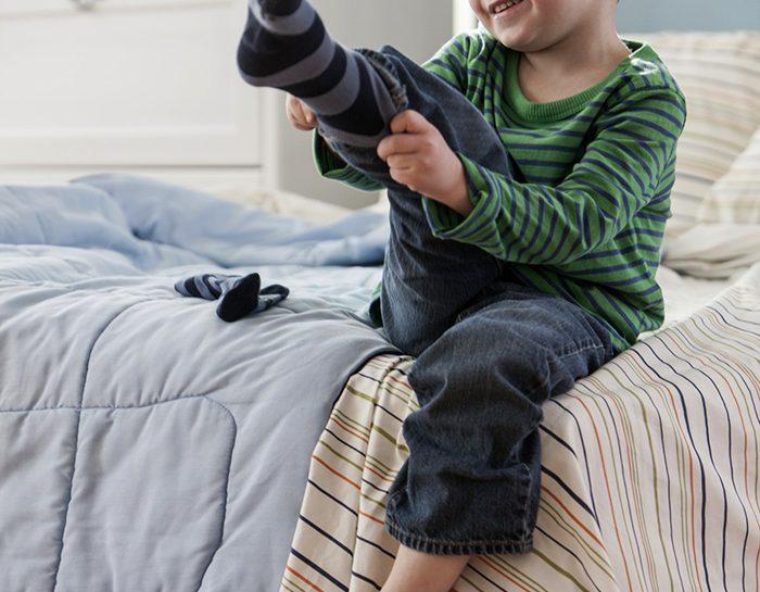 Bambini e autonomia