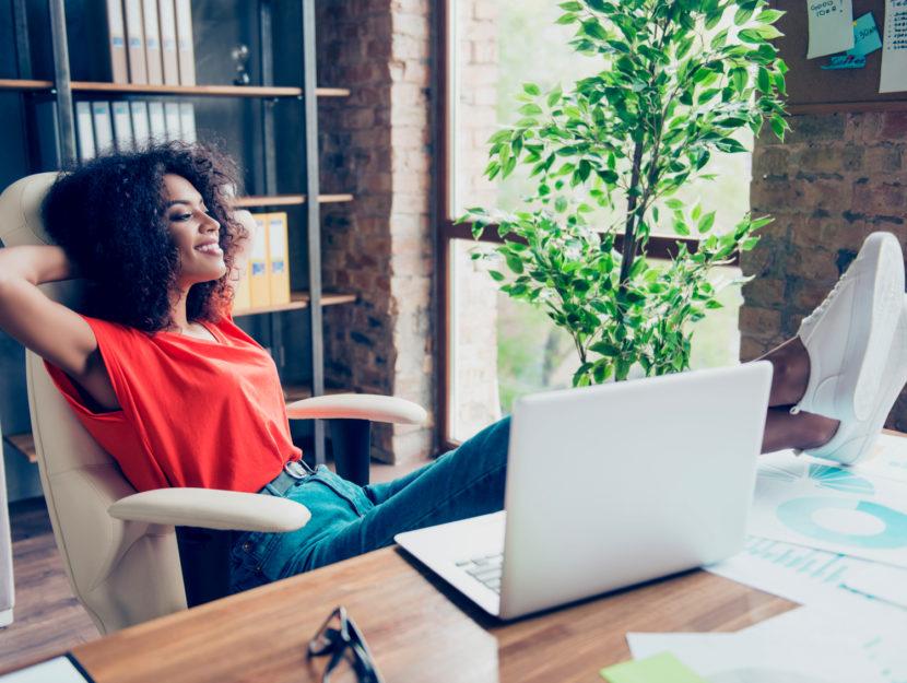 consigli di benessere in ufficio