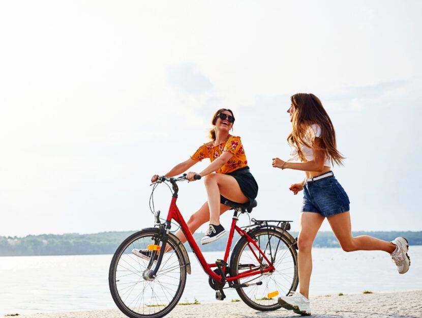 5 modi per restare in forma divertendosi