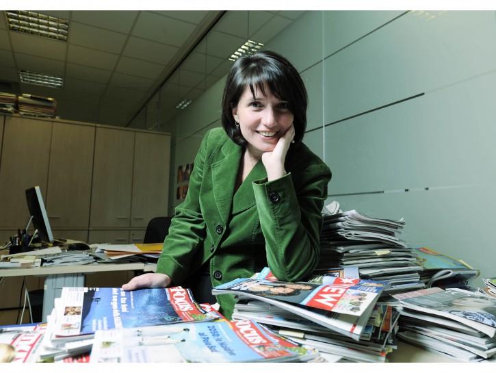 Francesca Folda direttore di Focus