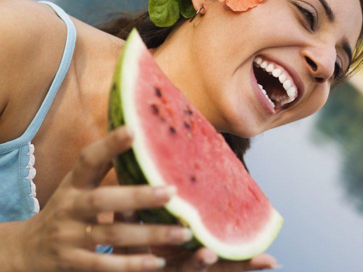 Depurarsi con melone anguria