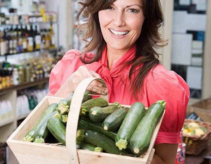 zucchine bio