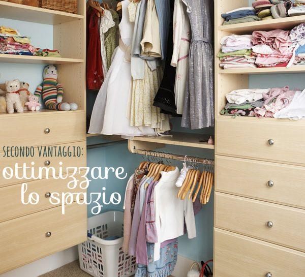 I vantaggi di avere una cabina armadio - Donna Moderna