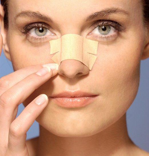 Operazione al naso senza dolore e tamponi