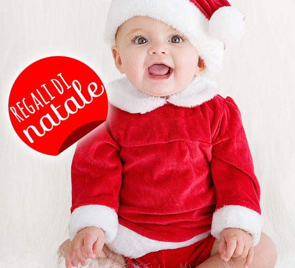 Il suo primo Natale: regali per bambini 0-12 mesi - Donna Moderna