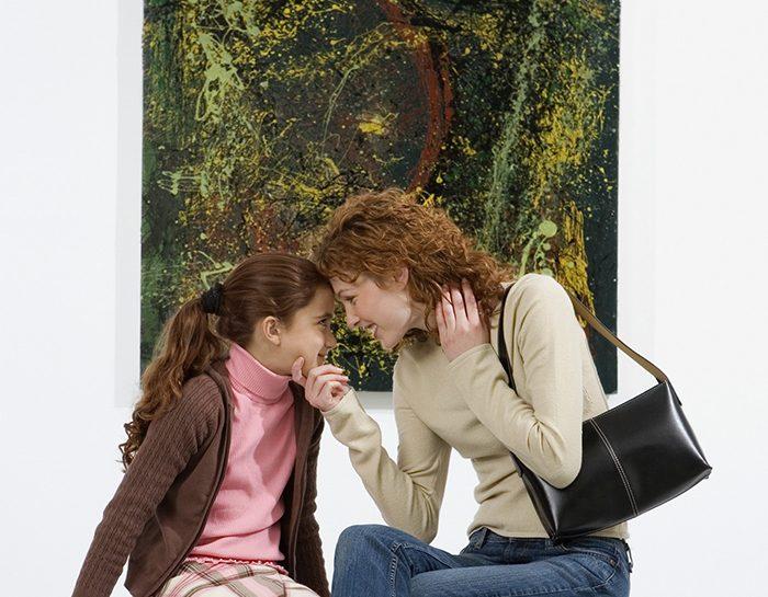 Come far amare l'arte ai bambini