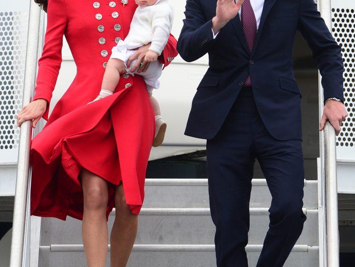Kate incinta, galeotto il viaggio in Australia