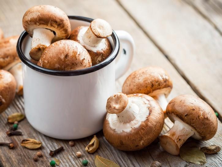 Funghi porcini in tazza - Credits: Olycom
