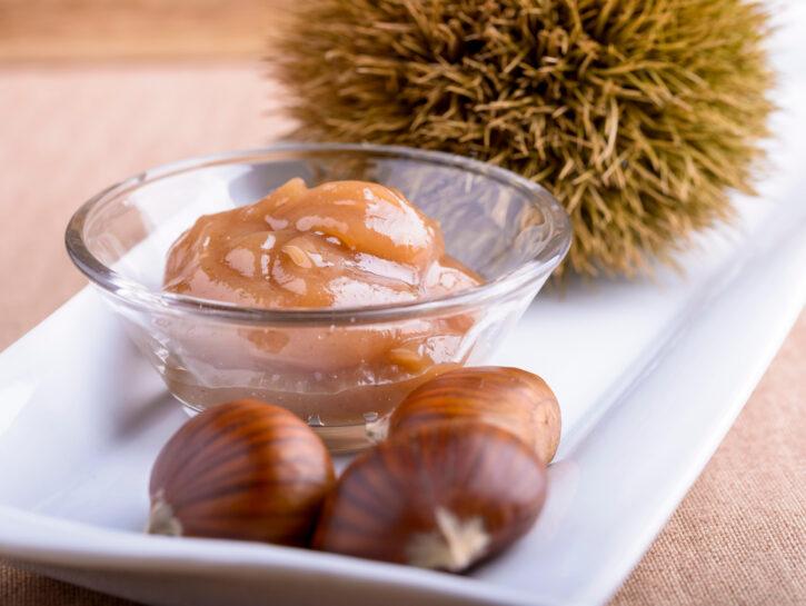 Marmellata di castagne - Credits: Olycom
