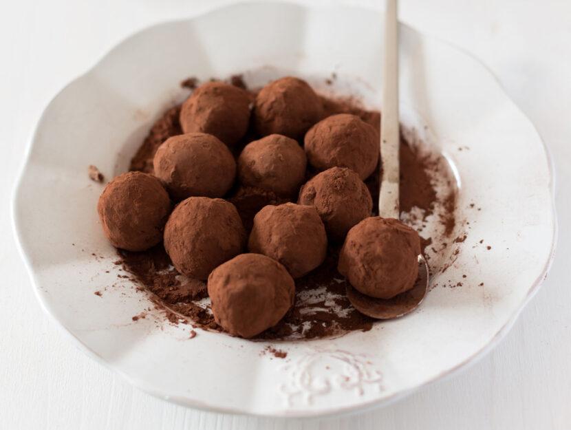 Tartufi di cioccolato - Credits: Olycom