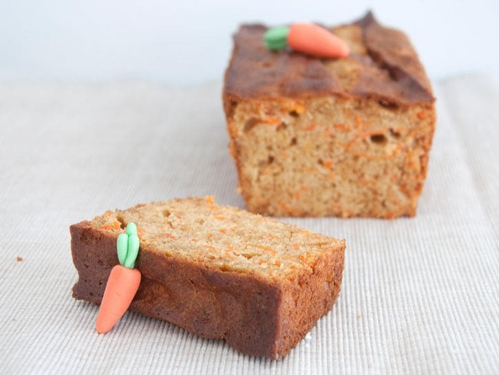 Torta di carote all'arancia - Credits: Olycom