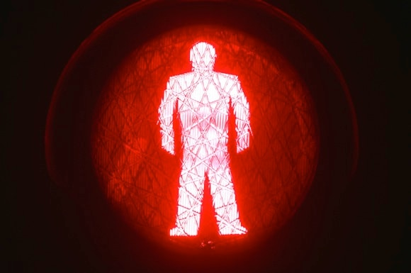 Pedofilo - Immagine semaforo rosso