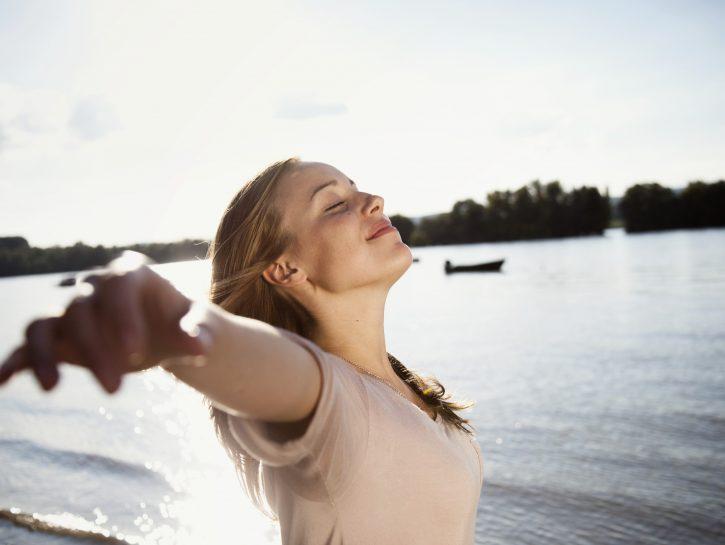 Rilassamento: respirazione profonda